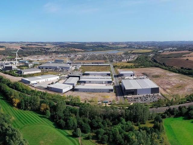 Waverley is one of Harworth's flagship developments