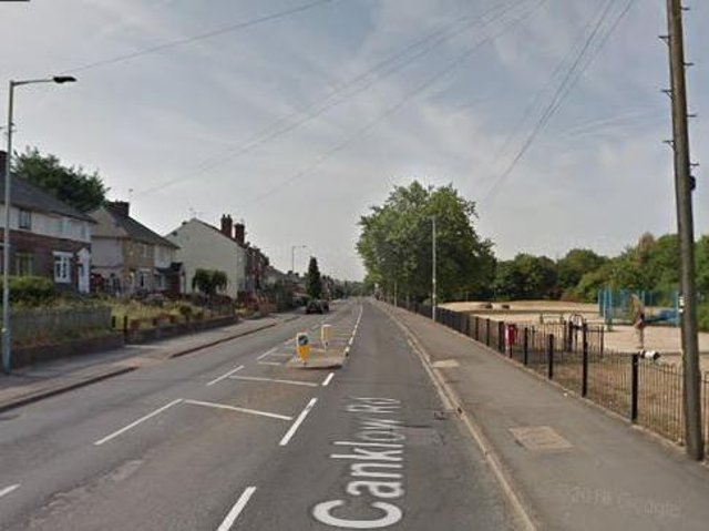 The lorry driver was close to Canklow Road in Rotherham when the incident happened.