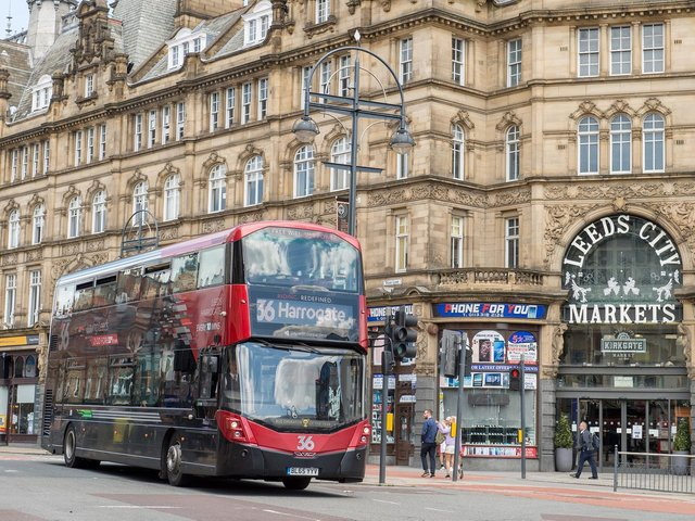 The 84-page Bus Strategy published yesterday included several examples of success. Among them was The 36, a premium bus route linking Ripon and Harrogate with Leeds which is run by the Harrogate Bus Company.