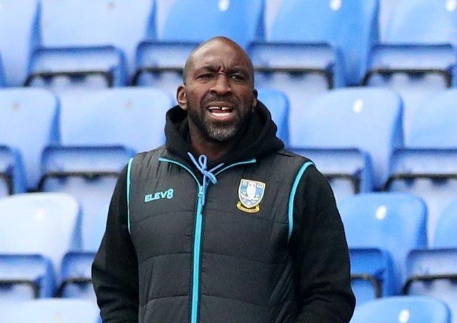 CONFIDENT: Sheffield Wednesday manager Darren Moore. Picture: Jonathan Brady/PA