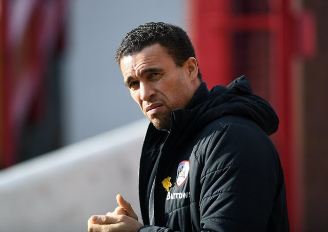 Barnsley's head coach Valerien Ismael: Praise for sports science duo. Picture: Jonathan Gawthorpe