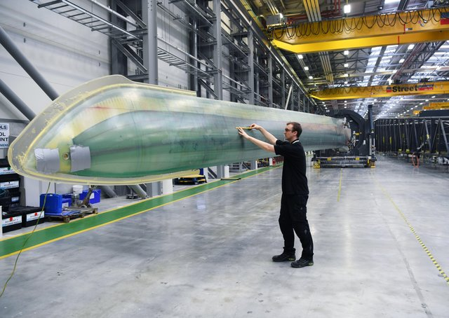 Hull's fortunes have been transformed by the presence of Siemens in the city.