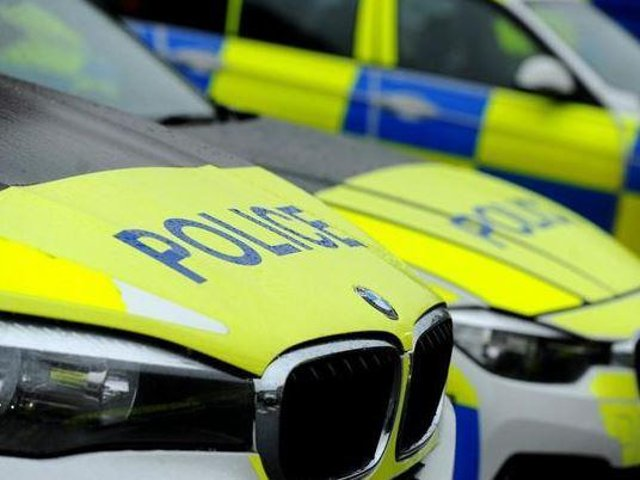 A police officer was injured when approaching a suspicious vehicle in Harrogate