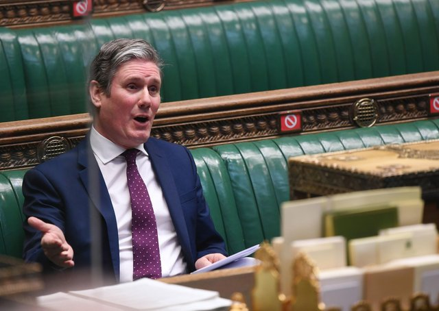 Sir Keir Starmer's leadership continues to be called into question.