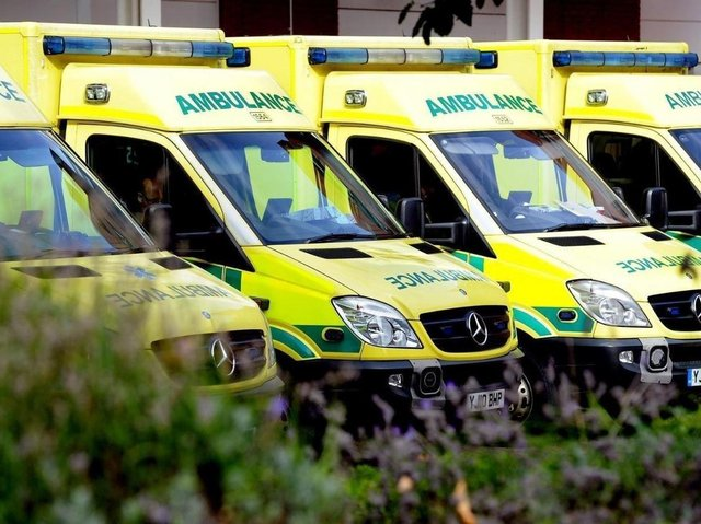 A total of 12 new Covid deaths have been recorded in Yorkshire, according the latest NHS figures