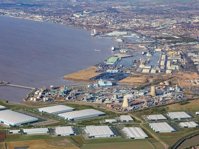 Associated British Ports' (ABP) plans for Humber International Enterprise Park were approved