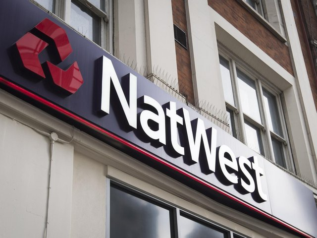 Library image of a branch of NatWest.