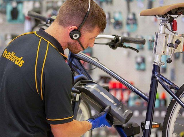 Halfords is the UK's leading motoring and cycling firm