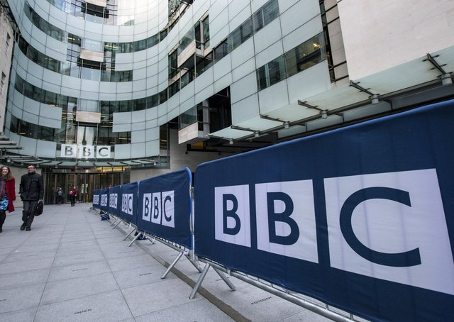 The BBC received a record number of complaints