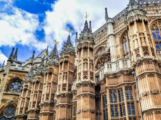 Pictured, a view of  Westminster.  Photo credit: David Jakab /  Pexels