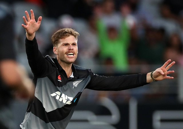 New signing: Lockie Ferguson. Picture: Fiona Goodall/Getty Images