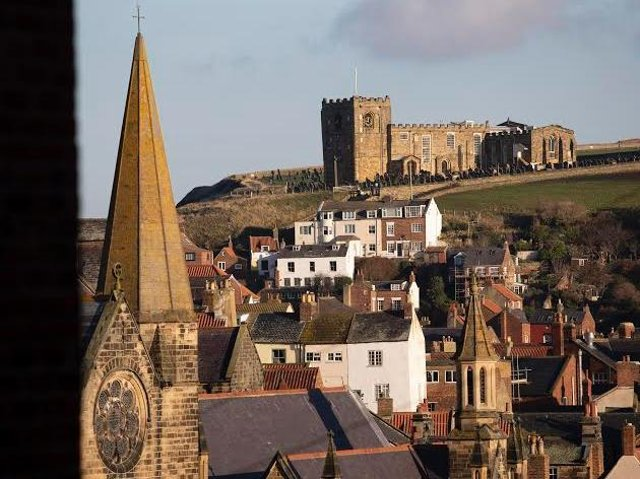 Whitby has been crowned as the staycation capital of the North