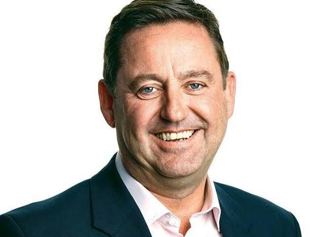 David Beech, CEO of Knights