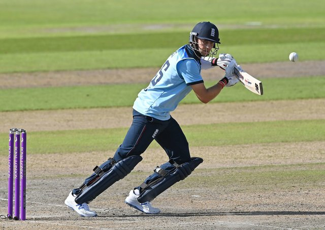 England's Joe Root is missing from the ODI line-up in India. Picture: Shaun Botterill/NMC Pool/PA