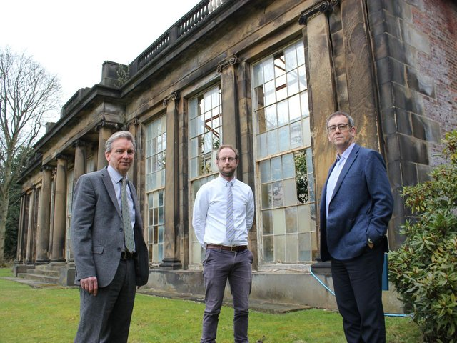 Consultants appointed to restore the Camellia House