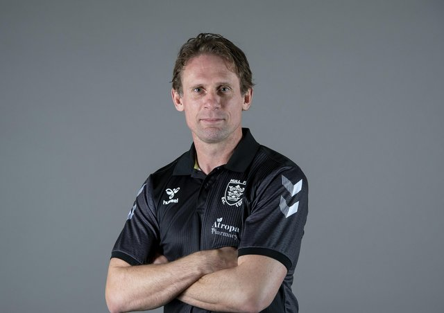 Leading the way: Brett Hodgson. Picture: SWPix