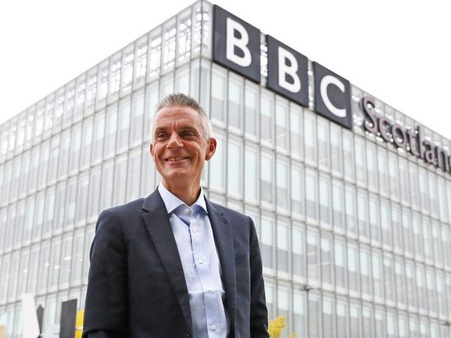 Tim Davie, Director General of the BBC. Picture: Andrew Milligan/PA Wire.