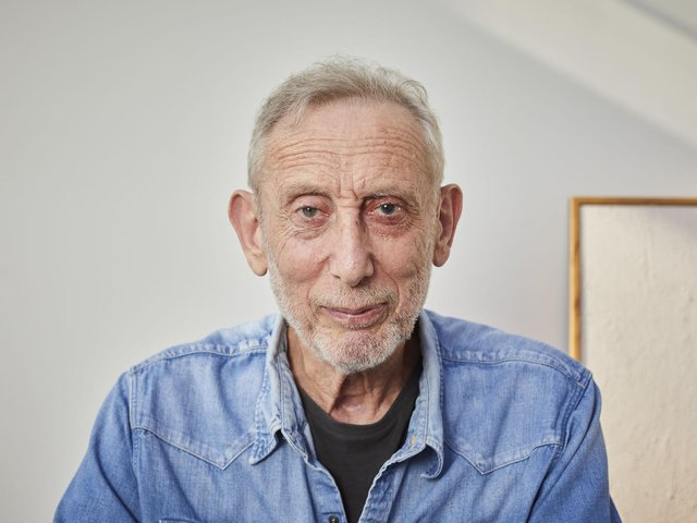 Michael Rosen has written a new book about his narrow escape from dying of Covid-19. Picture: PA