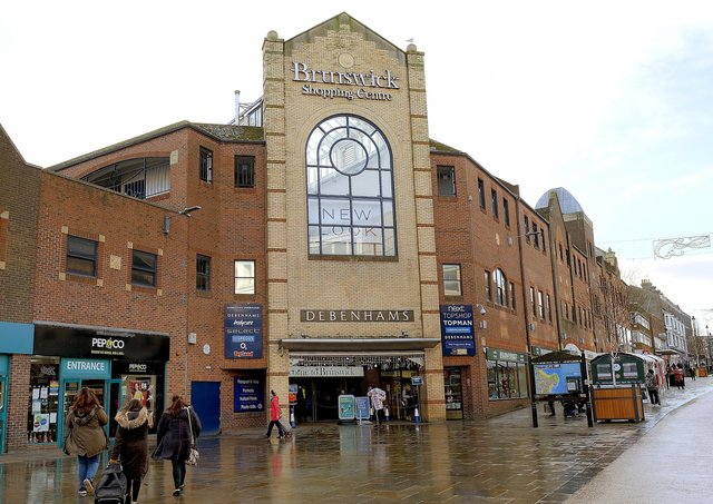 Would places like Scarborough be better off without shopping centres? Picture: Richard Ponter