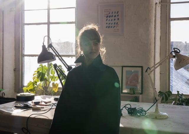 Hannah Peel. Picture: Peter Marley