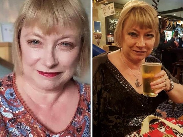 Beverley O'Connor was last seen wearing a black parka coat with a brown fur hood, black trousers and a pink chequered scarf along with brown ankle boots.