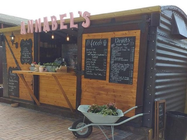 Annabel's in its original location. It has since moved
