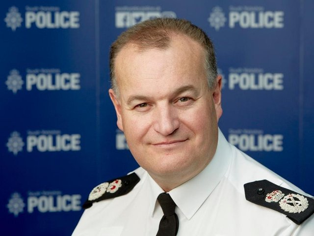 South Yorkshire Police Chief Constable Steve Watson