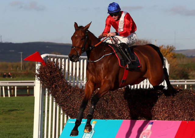 Back home: Cheltenham faller Envoi Allen looks set to return to the racecoursae at the Punchestown Festival. Picture: Brian Lawless/PA Wire