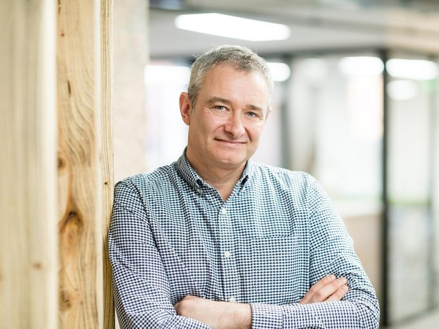 """Jason Walsh, CEO of CPP Group, said: """"The business is built on the strength of its partnerships and during the year we were not only able to maintain our base but grow it."""""""