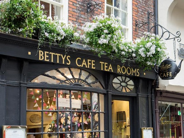 Bettys has announced that its branch on Stonegate in the centre of York will not re-open, placing 34 jobs at risk. (Picture: Bettys).