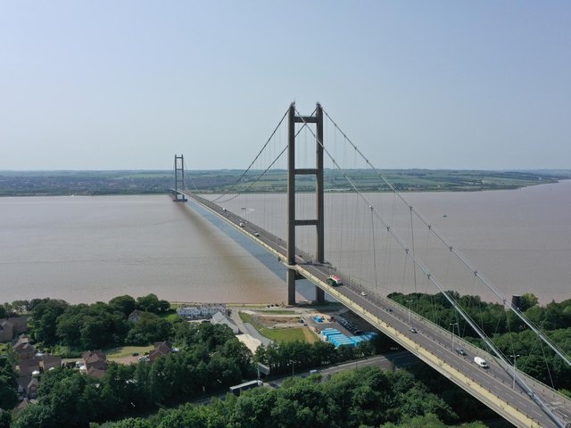 """The roundtable event was told that the Humber was an """"enormous asset"""" which would generate vast investment in areas like offshore wind production."""