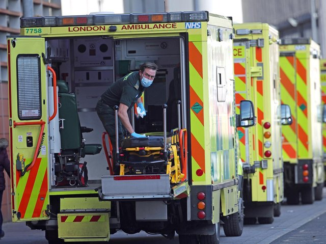 A total of two new Covid deaths have been recorded in Yorkshire, according the latest NHS figures