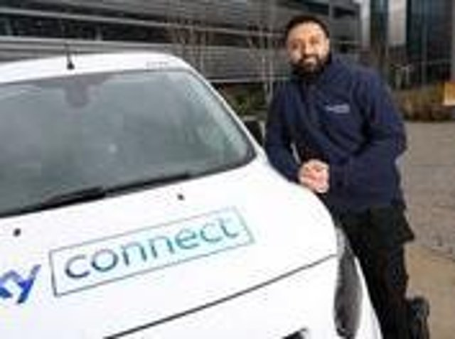 The launch of Sky Connect has already led to the creation of 200 new jobs