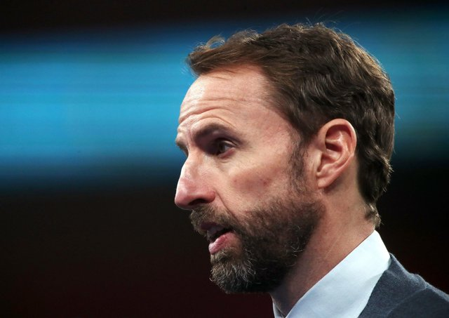 England manager Gareth Southgate. Picture: PA