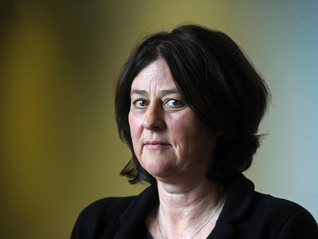 Outgoing North Yorkshire Police, Crime and Fire Commissioner Julia Mulligan