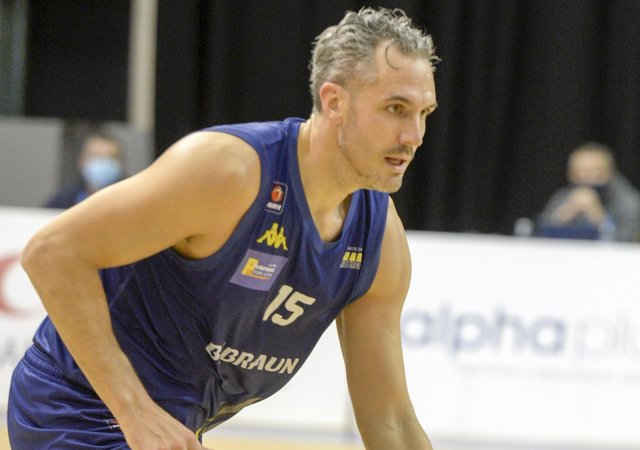 Sheffield Sharks' Mike Tuck (Picture: Dean Atkins)