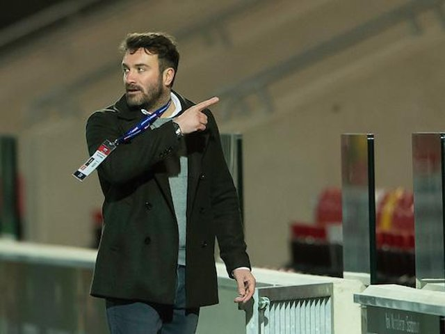 York coach James Ford. Picture by Allan McKenzie/SWpix.com.