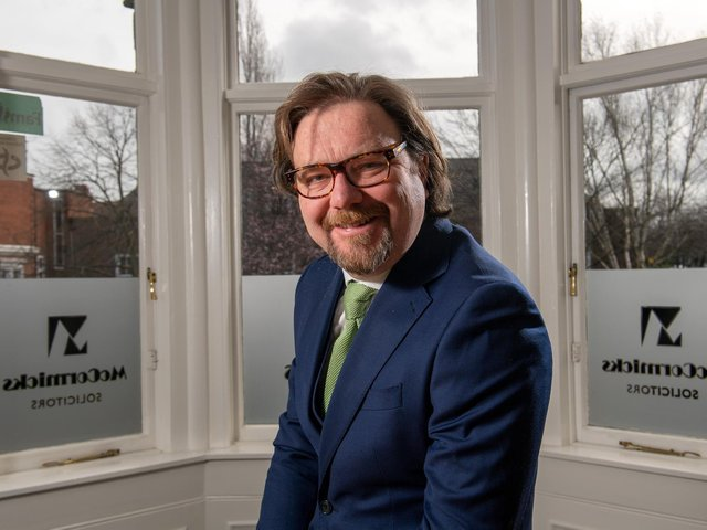 Stephen Hopwood started in the legal profession in 1995 after a stint working as a caseworker at the Crown Prosecution Service (CPS).
