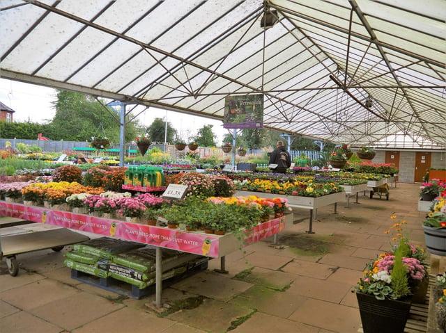 California Gardens in East Yorkshire has been sold.