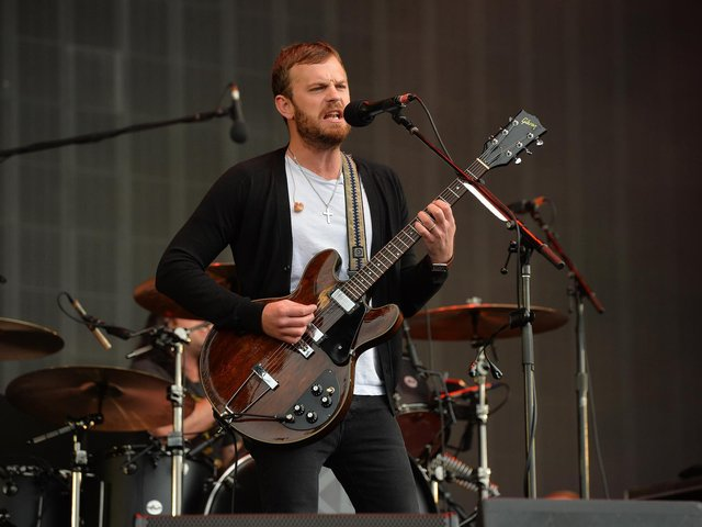 Kings of Leon are due to play in Yorkshire this summer. Picture: PA