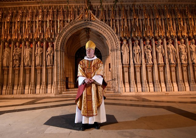 The Most Reverend Stephen Cottrell is preparing for his first Easter as Archbishop of York.
