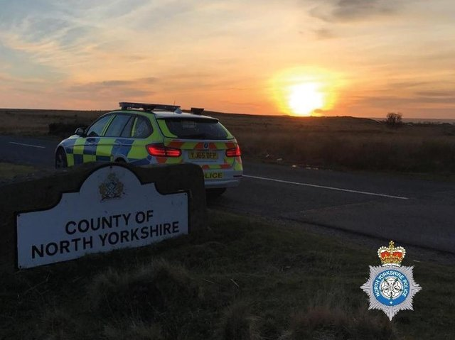 North Yorkshire Police.