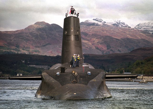 The Trident nuclear deterrent continues to prompt much debate and discussion.