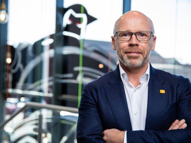 Carl Cavers, CEO of Sumo Digital.