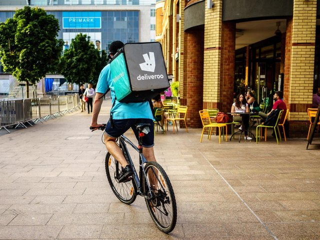Deliveroo said it plans to invest the funds into continuing its growth trajectory and fuelling its innovation efforts.
