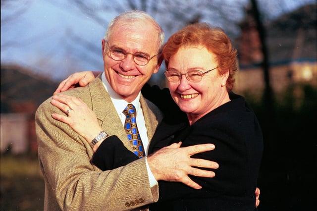 Brendan and Alma Ingle