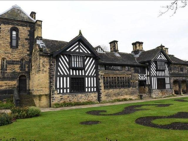 Shibden Hall, once the home of Anne Lister