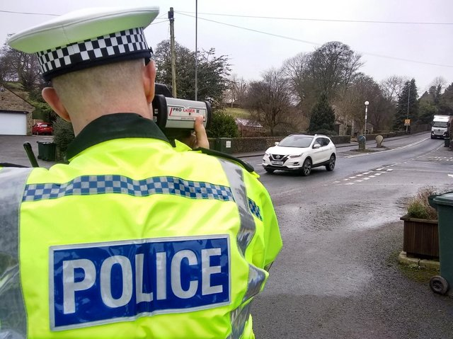 Additional roads policing officers will be on duty across North Yorkshire during the Easter Bank Holiday weekend.