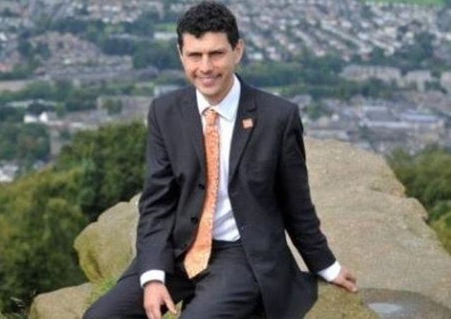 Leeds North West MP Alex Sobel.