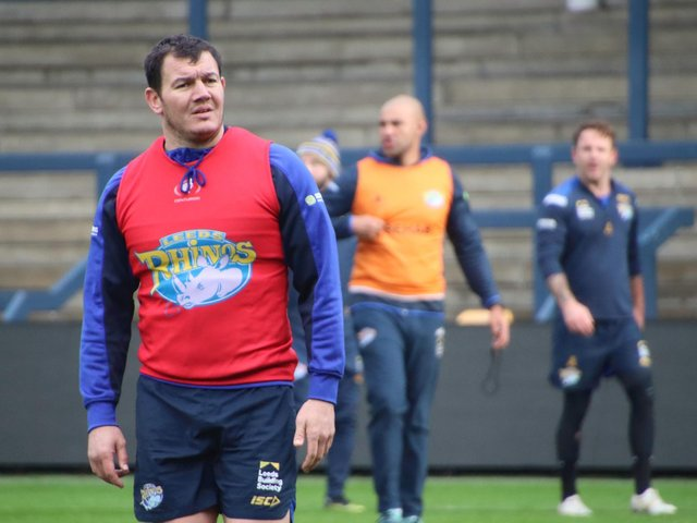 BANNED: Featherstone Rovers player Brett Ferres. Picture: Phil Daly/Leeds Rhinos/SWpix.com